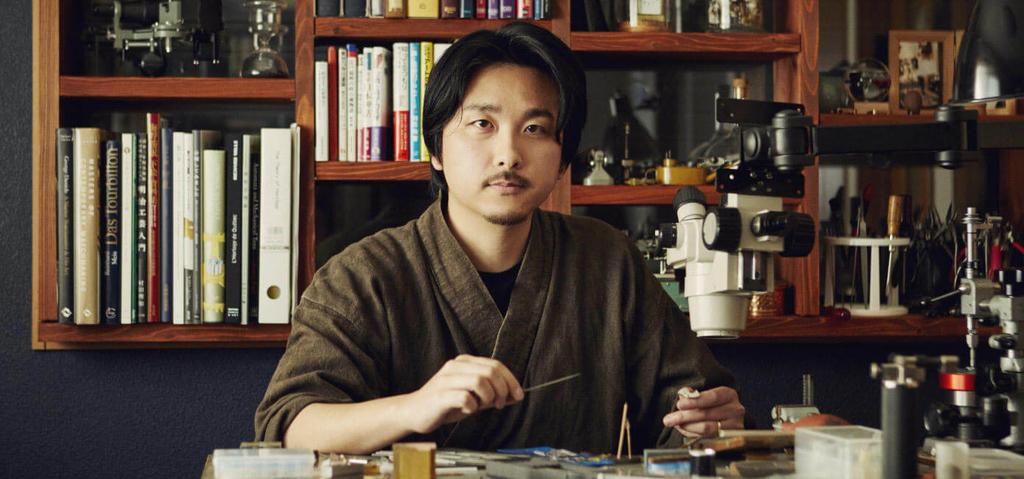 菊野昌宏(独立時計師)