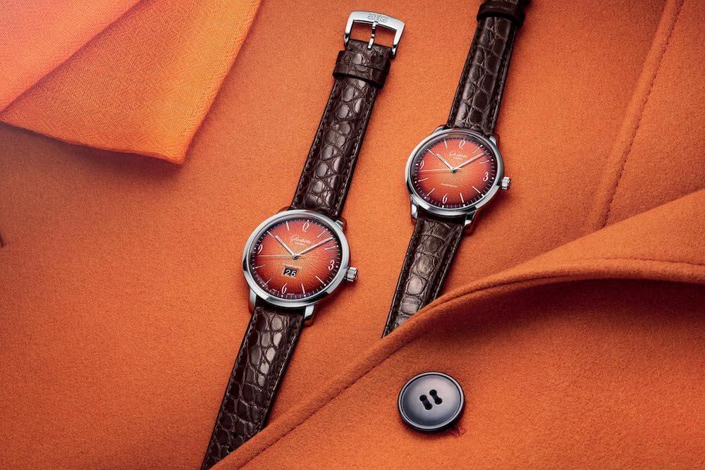 シックスティーズ新作はファイアリーオレンジ仕様の期間限定モデル