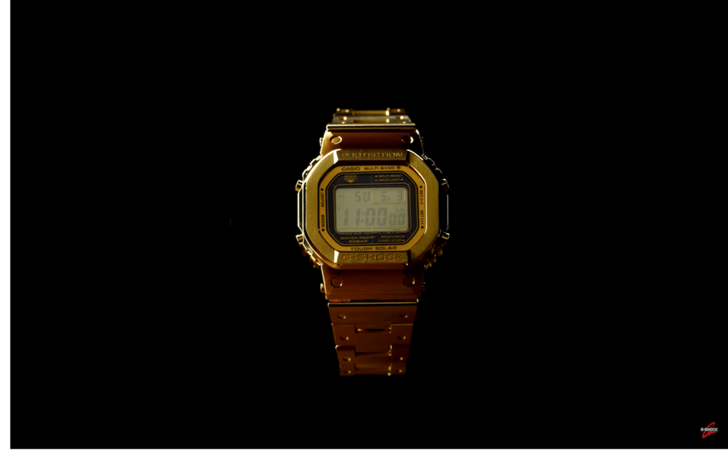 G-SHOCK DW-5000 IBE SPECIAL