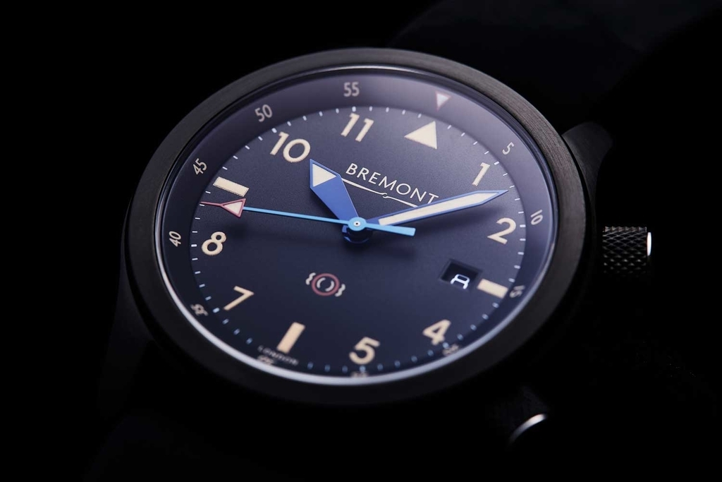 Bremont U-2/51-JET