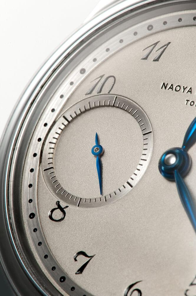NAOYA HIDA & Co. NH TYPE 1Bのスモールセコンド