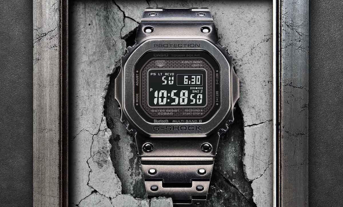 Gショック GMW-B5000V