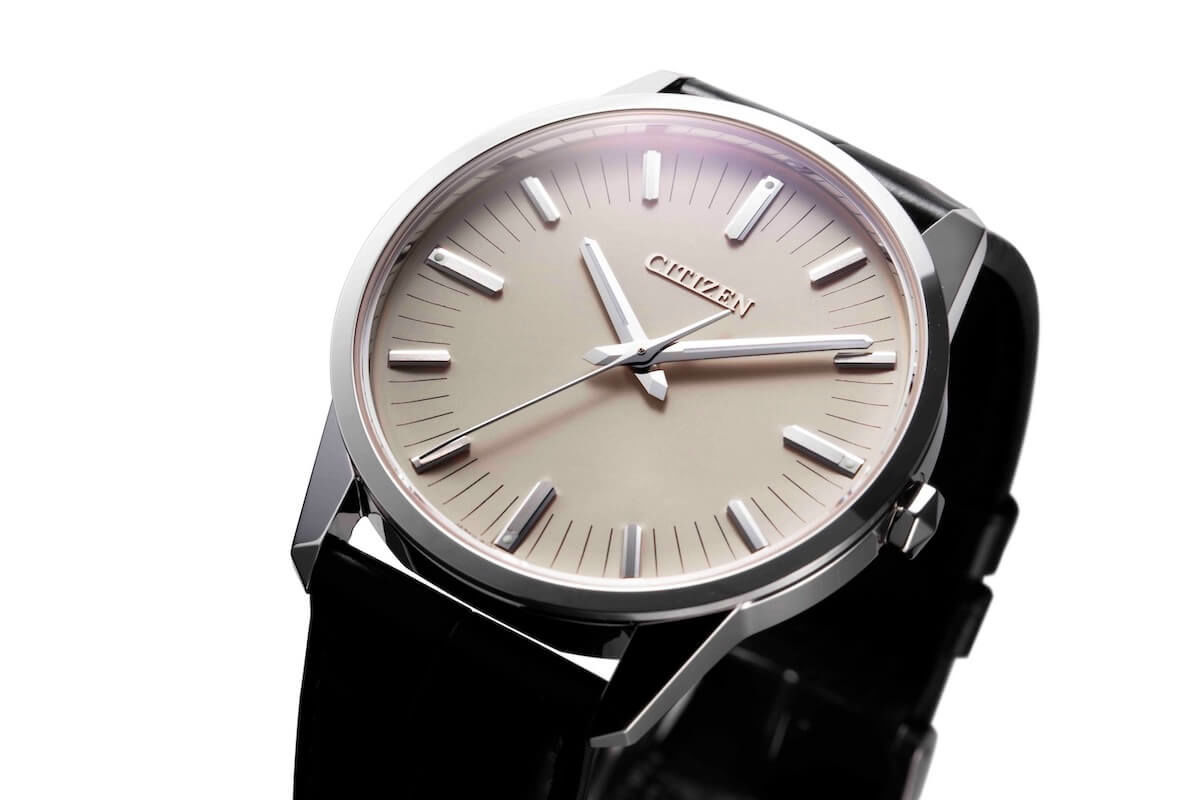 世界最高精度のThe CITIZEN Caliber 0100 AQ6010-06A