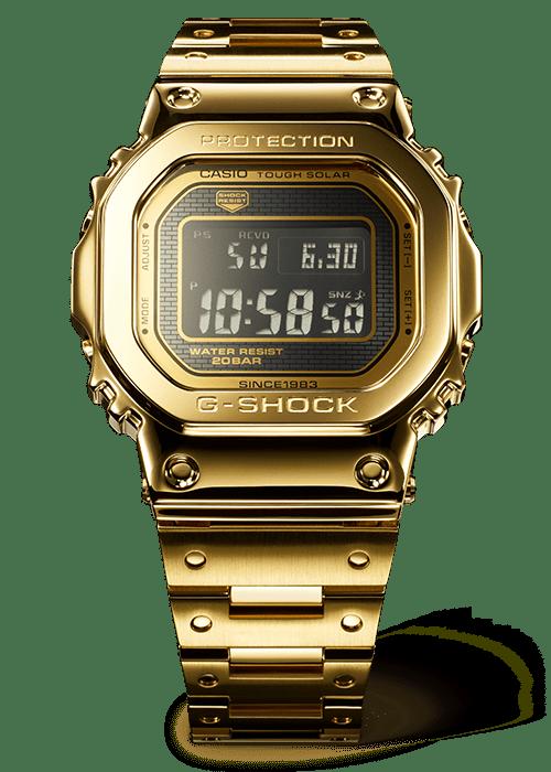 金無垢のG-SHOCK G-D5000-9JR