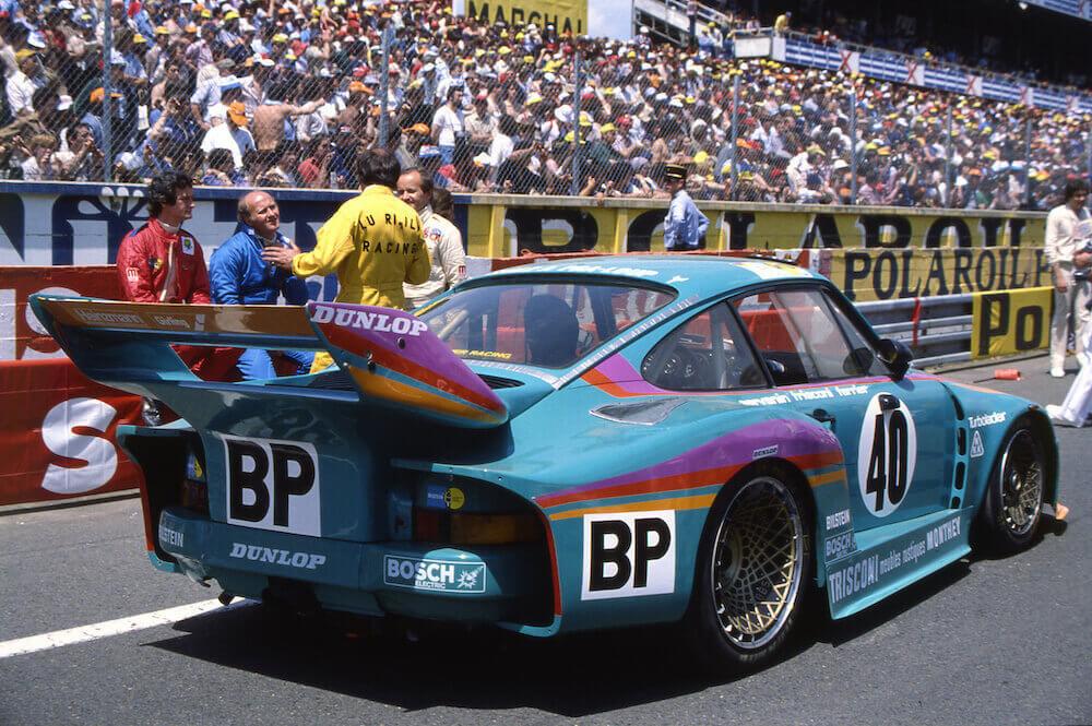 1979年のル・マン24時間レースでのクレイマー・レーシング・チーム