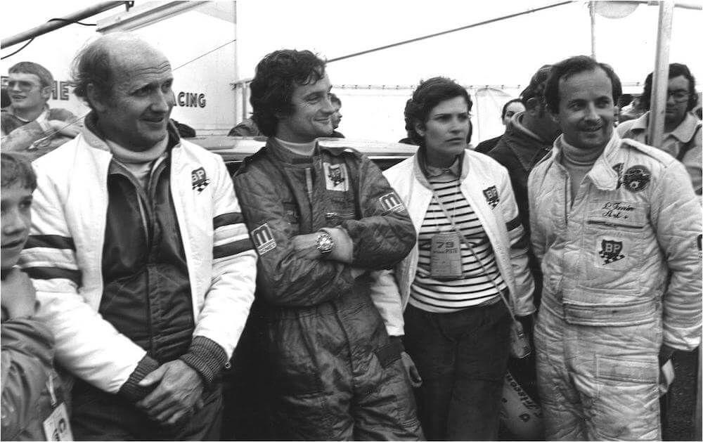 ローラン・フェリエとフランソワ・セルヴァナンのクレイマー・レーシング・チーム
