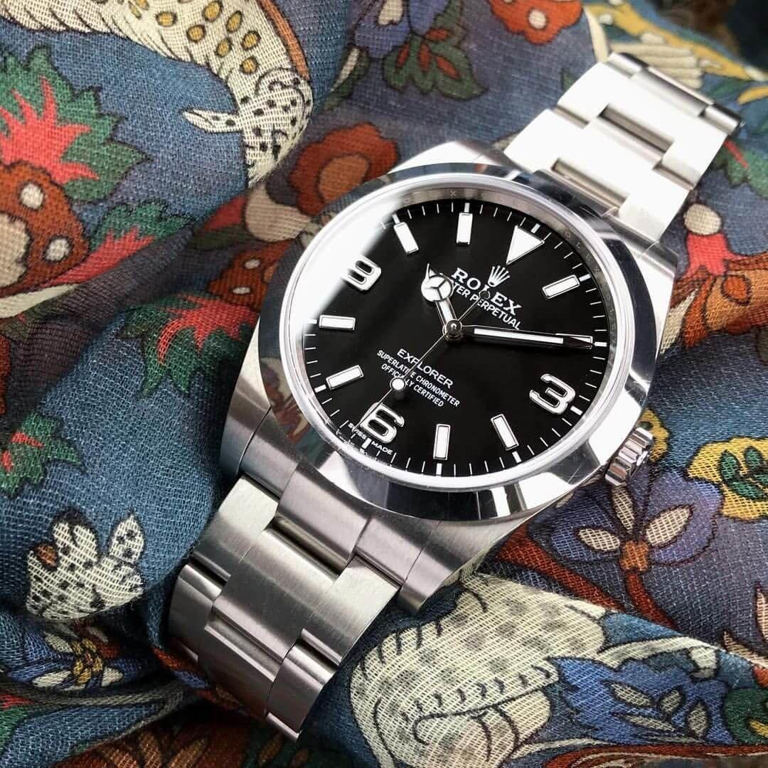 Rolex Explorer Ref.214270