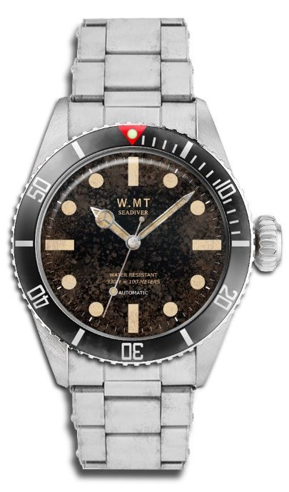 W.MT WATCH Sea Diver Custom