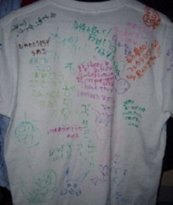 保育園Tシャツ