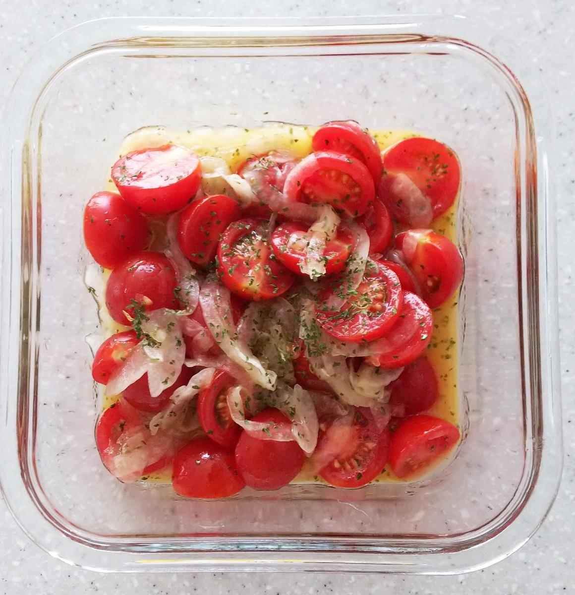 トマトマリネ2