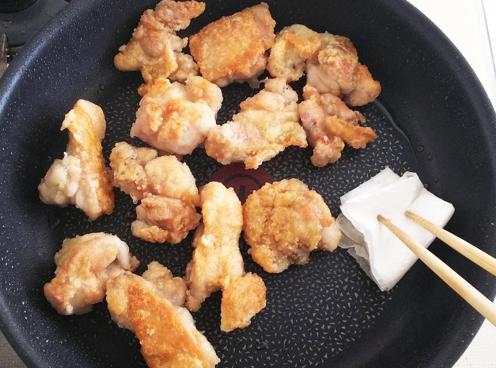 鶏肉とさつまいも-5