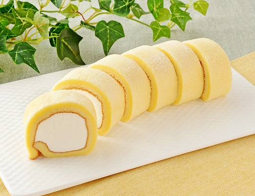 ミキ昴生がハマってるもち食感ロール(北海道産生乳入りクリーム)は人気のミルクタイプのメニューです。