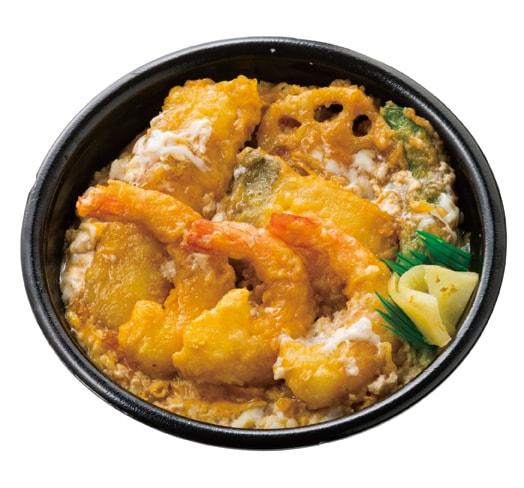 美味しい天ぷらを卵とじ♡もう、おいしい以外ありえません!