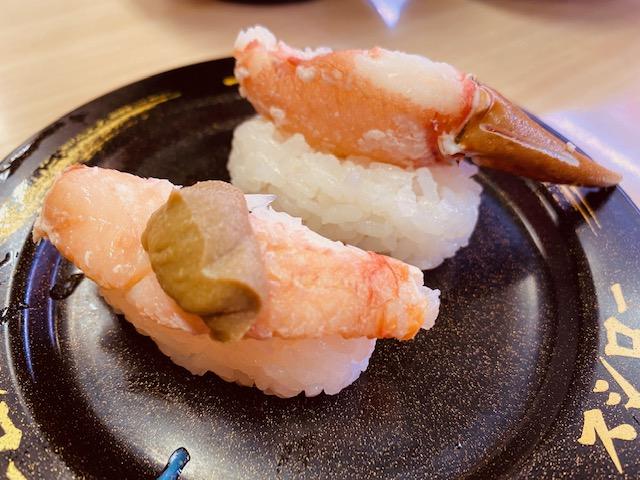 11月11日から開始!の大型生本ずわい蟹&かに味噌和え