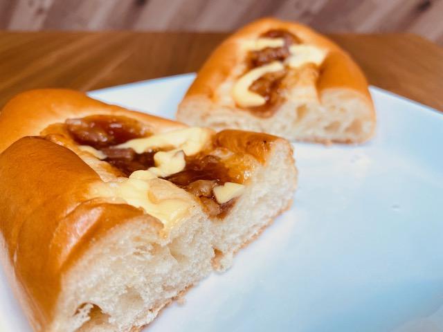 濃い味好きな人は絶対買って!!やきとりパンのパンチ力がスゴかった・・