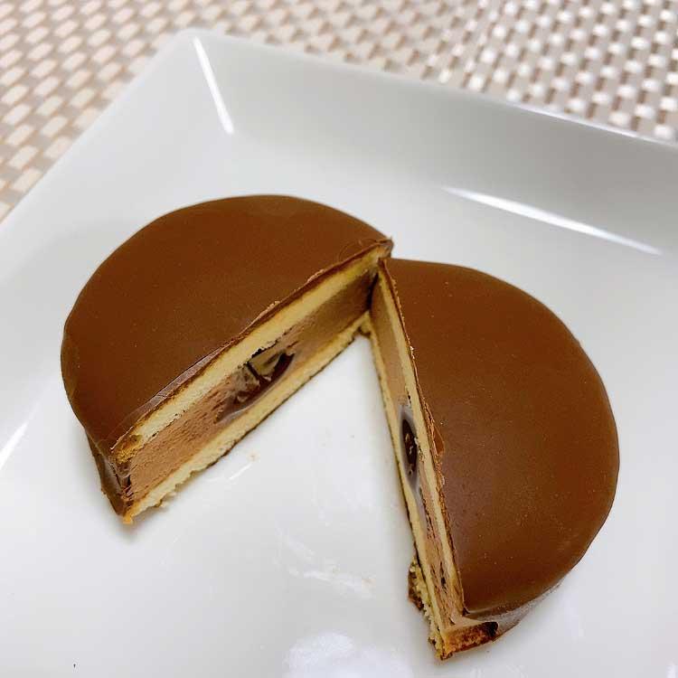 チョコパイ好き「好み」のバランスはそのままのアイス!