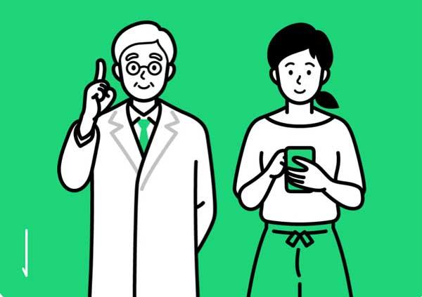 24時間365日すぐにお医者さんに相談できる「LINEヘルスケア(β版)」がスタート!iOS版も2020年春にリリース予定