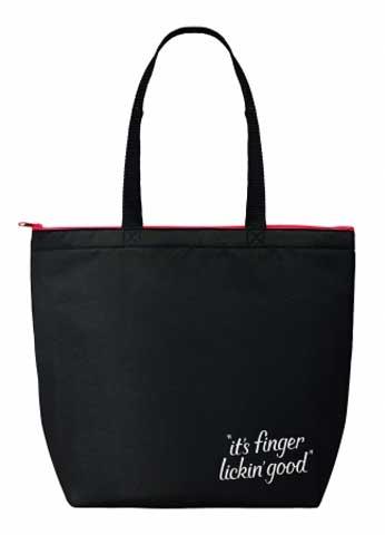 KFCオリジナルトートバッグが機能的♪