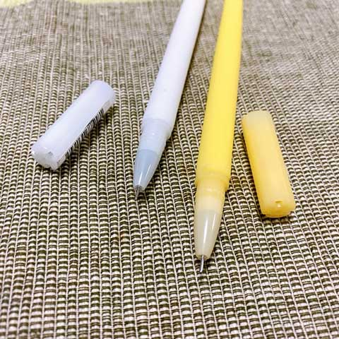 ペンとしては?