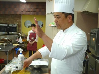 勝木田シェフ