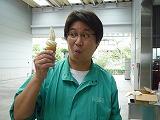 おいものソフトクリーム!