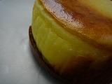 しっとりベイクドチーズケーキ