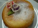 ケーキとマジパン