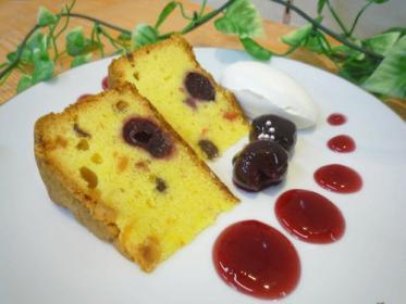 チェリーケーキ2