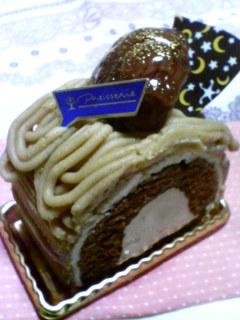 ナチュレノケーキ