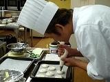 洋菓子コース 清水講師