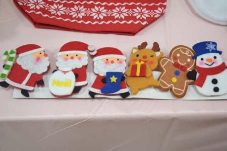 クリスマス展示会⑥