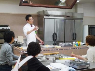 横山製粉さん教室