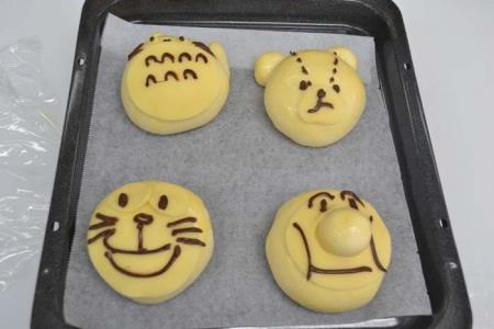 親子パン教室④
