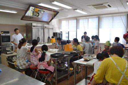 親子パン教室⑤