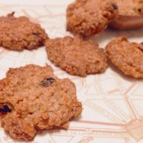 140116全粒粉のクッキー