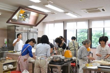 米粉パン教室1