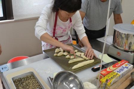 米粉パン教室4