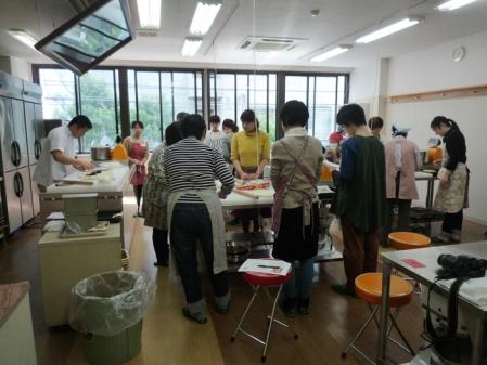 パン教室①