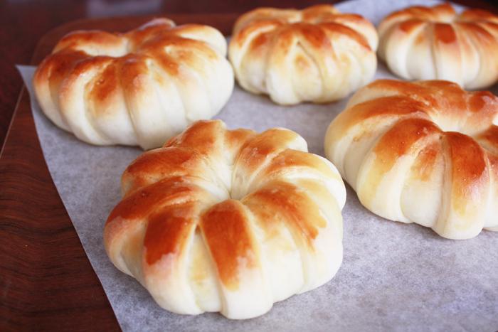 クルミとチーズのチングパン1