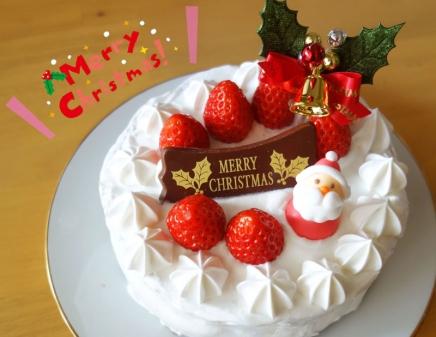 161224クリスマスケーキのコピー