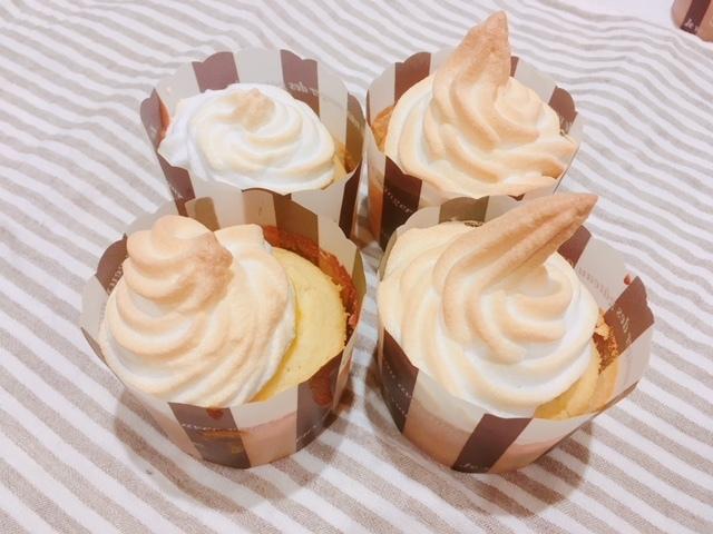 メレンゲケーキ2