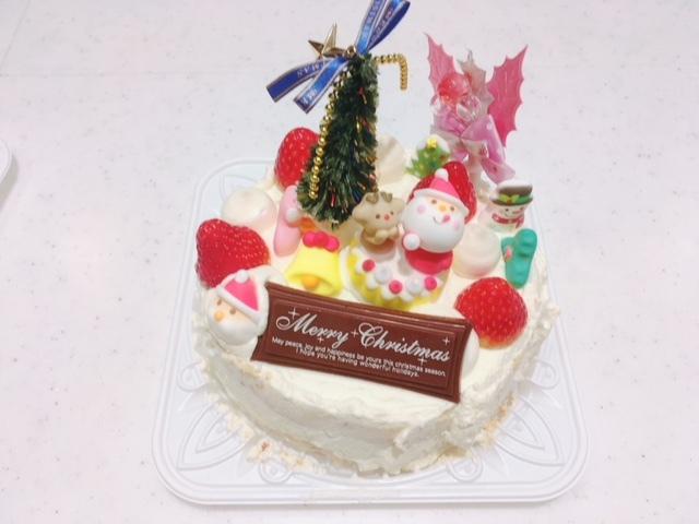 クリスマスケーキ作り7
