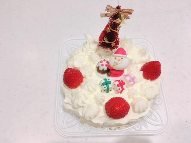 クリスマスケーキ作り8