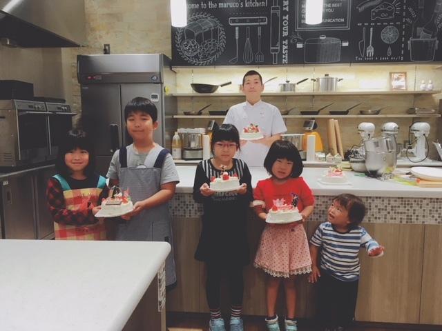 クリスマスケーキ作り9