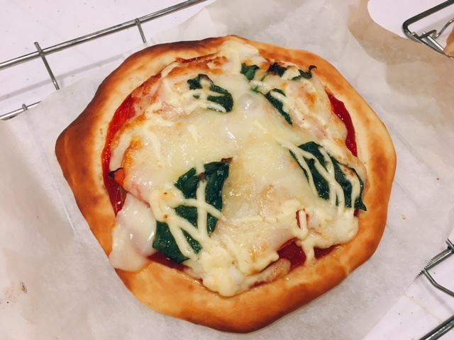 米粉ピザ2