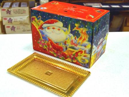 2018クリスマス箱ノエル