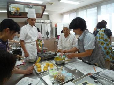 130817洋菓子教室②