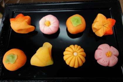 マルコ和菓子教室1
