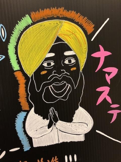 インド人1