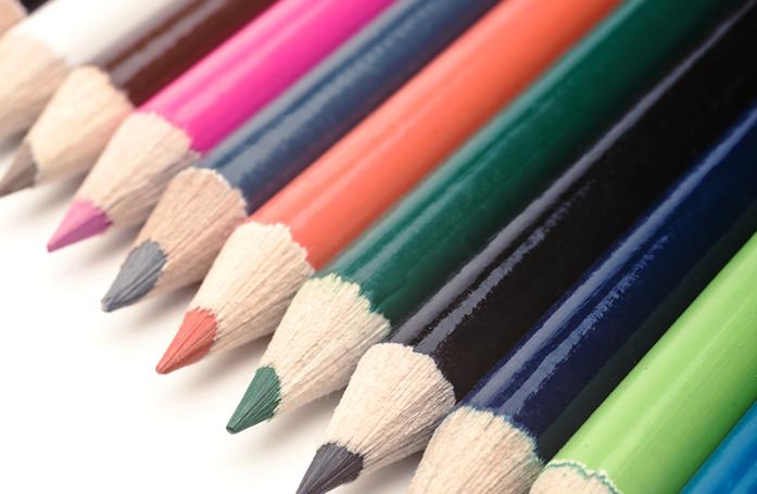 カラーデザインペンシル